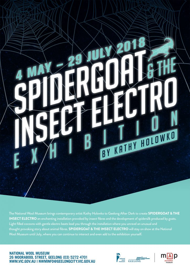18210 Spidergoat the Insect Electro A0 Poster_LR