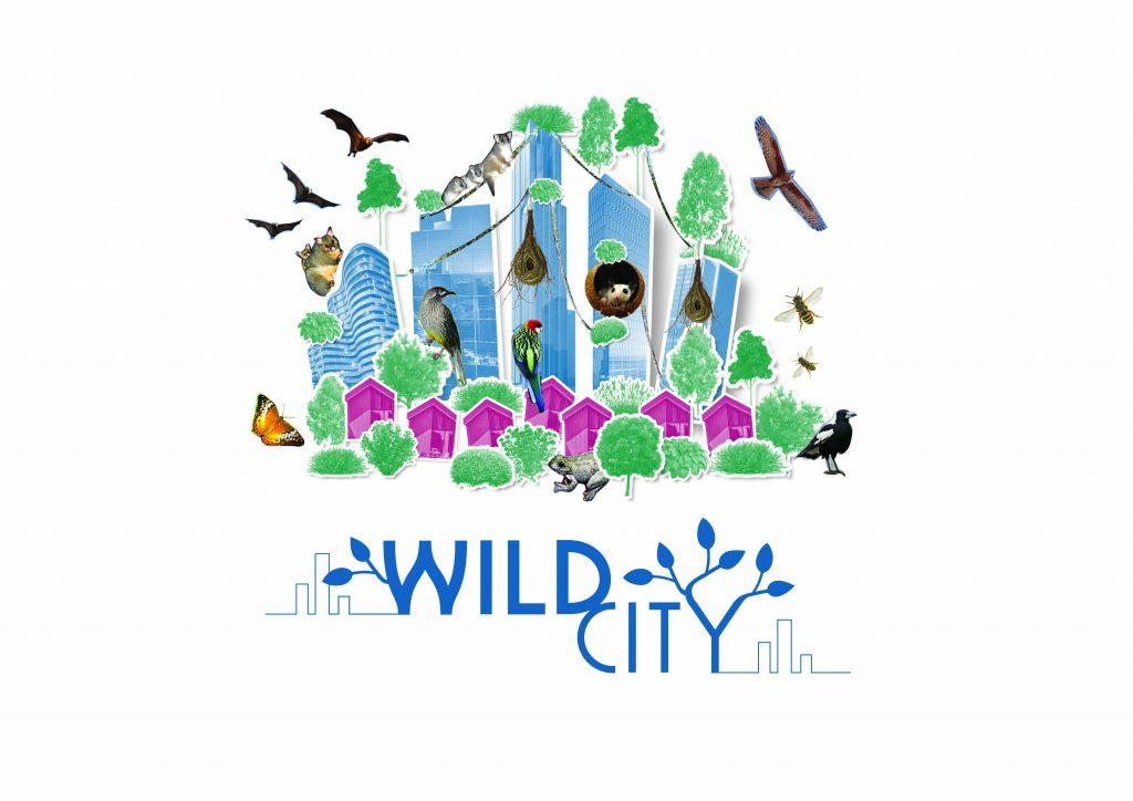 Wild City Illustration_logo
